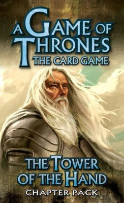 Fantasy Flight Games A Of Thrones Lcg The Tower Of The Hand Chapter Pack