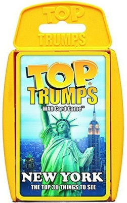 Top Trumps New York ,30 Things To See And Do,
