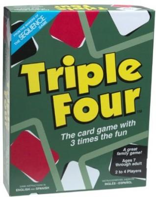 Jax Triple Four