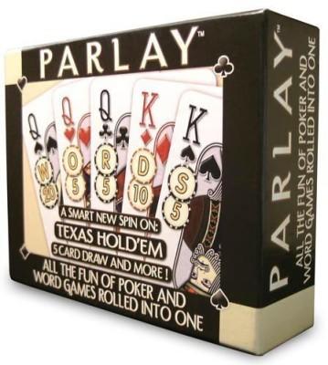 Real Deal Games Parlay Word/Poker Hybrid (Rdg1111)