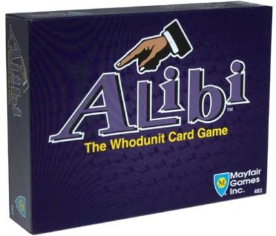 Mayfair Games Alibi