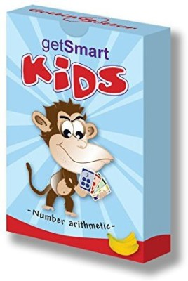 getSmart cardGames multiplication arithmetic and division fun educational math