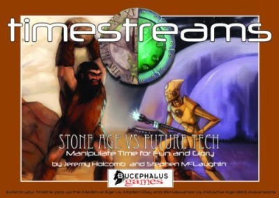 Bucephalus Timestreams Stone Age Vs Future Tech