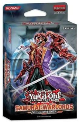 Yu-Gi-Oh! Yugioh Samurai Warlords 1St Edition Structure Deck (Yu Gi