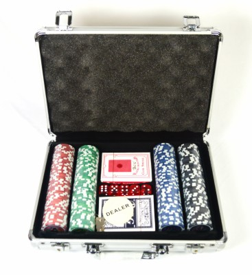 Epictoria 200 Pieces Poker Game Set
