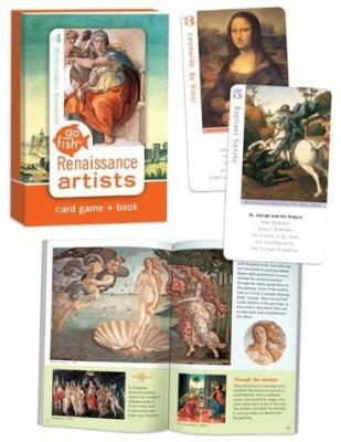 Birdcage Press Go Fish For Art Renaissance