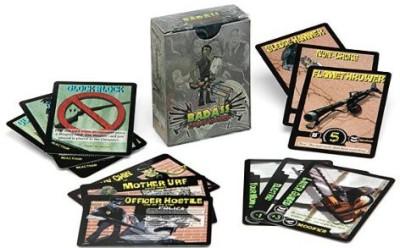 Badass Zombie Killers Core Deck Badass Zombie Killers