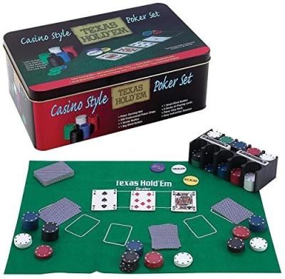Victory Poker set-200 chips