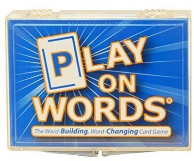 David James Games Play On Words A 2015 Parents, Choice Award Winner
