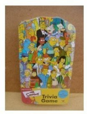 The Simpsons, 20th Century Fox The Simpsons Trivia In Collector,S Tin