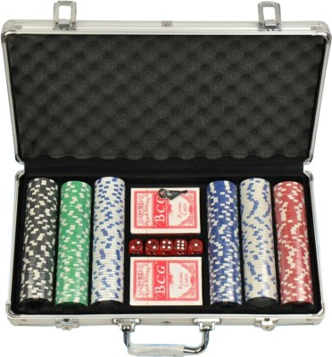 Flintstop Poker Chip Set-300pcs