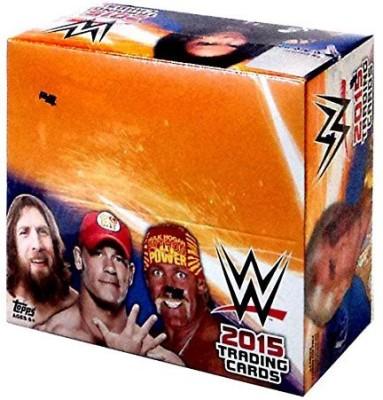 Topps Wwe Wrestling Wwe 2015 Tradinghob Box