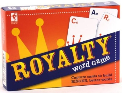 US Games Royalty Word Making