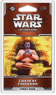 Fantasy Flight Games Star Wars Lcg Chain Of Command Force Pack