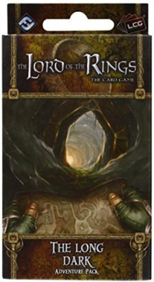 Fantasy Flight Games Lord Of The Rings Lcg The Long Dark Adventure Pack