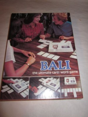 Avalon Hill Bali The Ultimate /Word