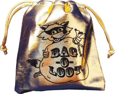 Bag-O-Loot The Irresistibly Fun Family Of Bluffing And Theivery