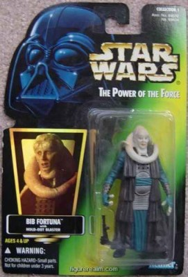 SW Bib Fortuna From Star Wars Power Of The Force