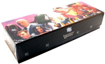 DC COMICS Vs System Trading Infinite Crisis Collector Set