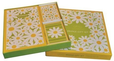 Design Design Daisy Crazy Boxed Bridge Gift Set
