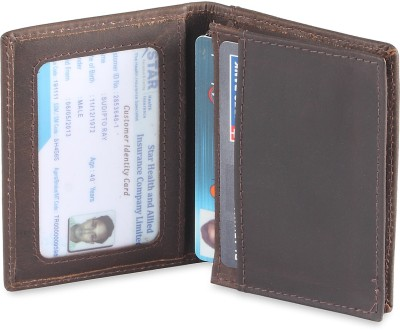Hide & Sleek Mini 4 Card Holder