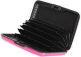 Skyways 6 Card Holder (Set of 1, Pink)
