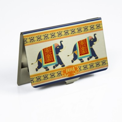 Mad(e) in India 10 Card Holder
