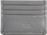 Chisel 6 Card Holder (Set of 1, Grey)