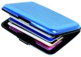 JM 6 Card Holder (Set of 1, Blue)