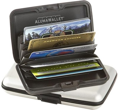 Bemoree Pc-Alumasilver1pc 6 Card Holder