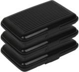 Fox Micro 6 Card Holder (Set of 3, Black...