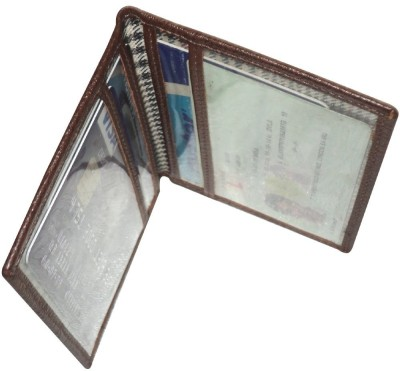 Hide & Sleek Leather Business Credit ID 4 Card Holder