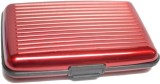 Waiverson 6 Card Holder (Set of 1, Red)