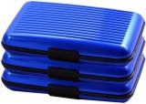 DIZIONARIO 6 Card Holder (Set of 3, Blue...