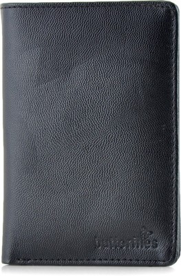 Butterflies Women Casual Black Artificial Leather Wallet