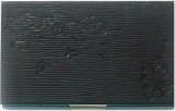 Aardee 10 Card Holder (Set of 1, Black)