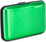 Ellye 6 Card Holder (Set of 1, Green)
