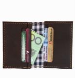 99Cells 8 Card Holder (Set of 1, Brown)