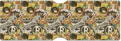DC Comics Retro Cast 6 Card Holder
