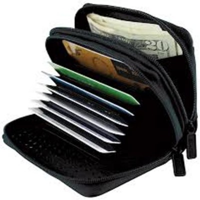 Micro Wallet JS13-4 6 Card Holder