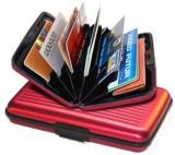 i-gadgets 6 Card Holder (Set of 1, Red)