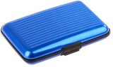 Squeeze 6 Card Holder (Set of 1, Blue)