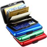 Ewi 6 Card Holder (Set of 4, Multicolor)