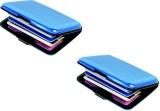 Rsafe 6 Card Holder (Set of 2, Blue)