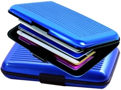 Bemoree Pc-Alumablue1pc 6 Card Holder