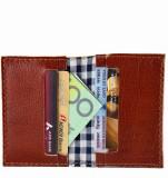 99Cells 8 Card Holder (Set of 1, Tan)