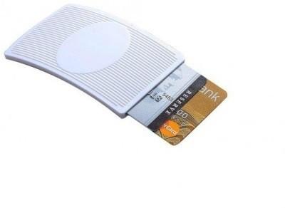 Jazam Pocket Curvy Design 4 Card Holder