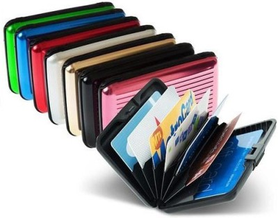 Glitters Pack of 8 10 Card Holder