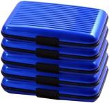 DIZIONARIO 6 Card Holder (Set of 5, Blue...