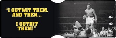 Muhammed Ali Outwit 6 Card Holder